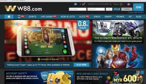 w88 e sport casino